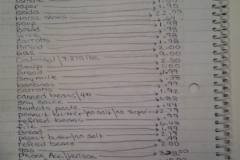 October 2013 Expenses $494